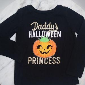 The Children's Place Halloween Themed Shirt 4T
